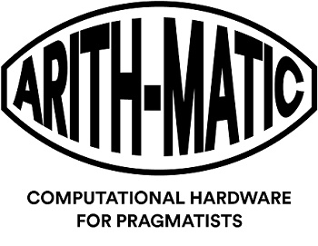 ARITH-MATIC logo